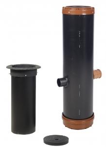 Perusvesikaivopaketti 400/315 läppäventtiilillä
